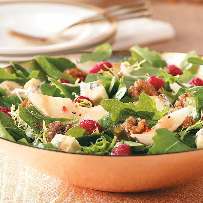 Raspberry Pear Salad With Glazed Walnuts Exps42897 Thca1917912b02 05 5bc Rms 7