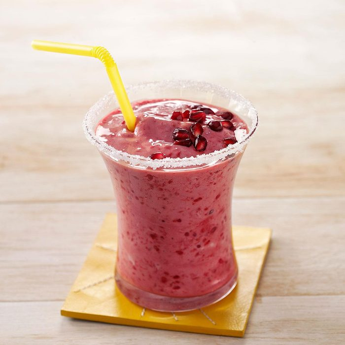 Inspired by: Pomegranate Paradise Smoothie