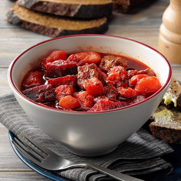 Red Flannel Stew