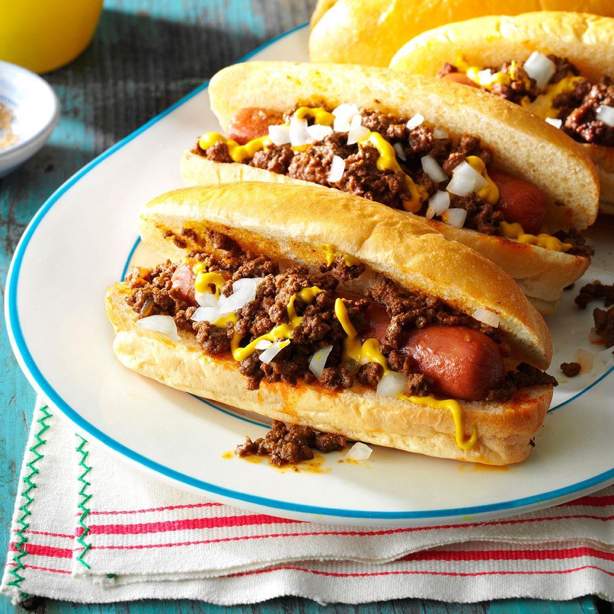 Saturday: Rhode Island Hot Wieners