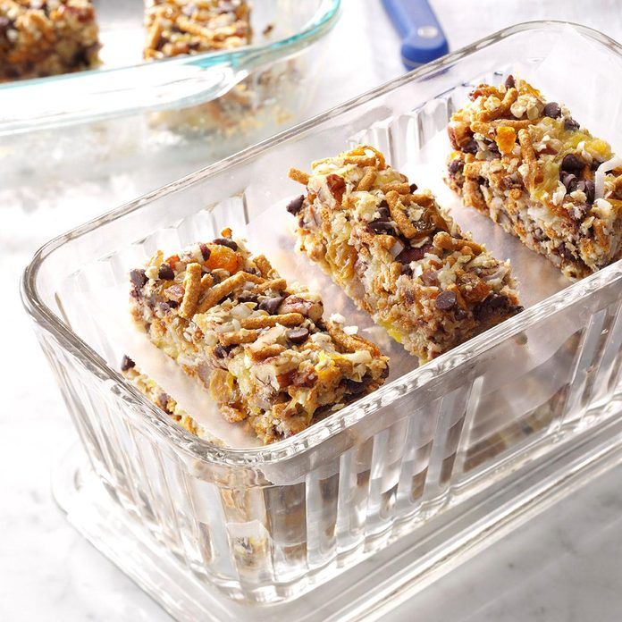 Richard's Breakfast Bars