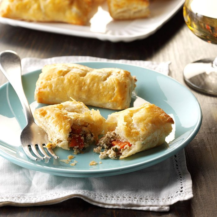Appetizers & Small Plates: Ricotta Puffs