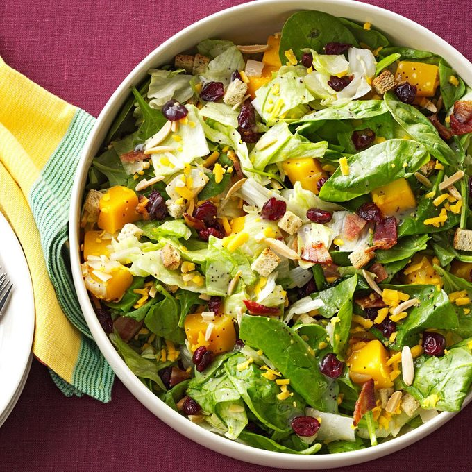 Roasted Butternut Tossed Salad Exps159676 Th132104a06 20 7bc Rms