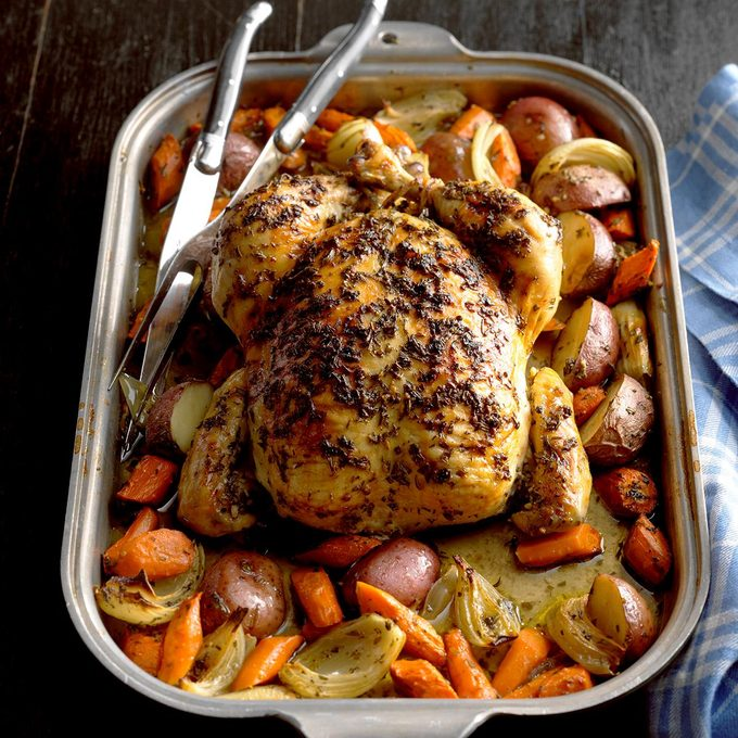 Roasted Chicken With Rosemary Exps Chkbz18 2147 B10 19 3b 2
