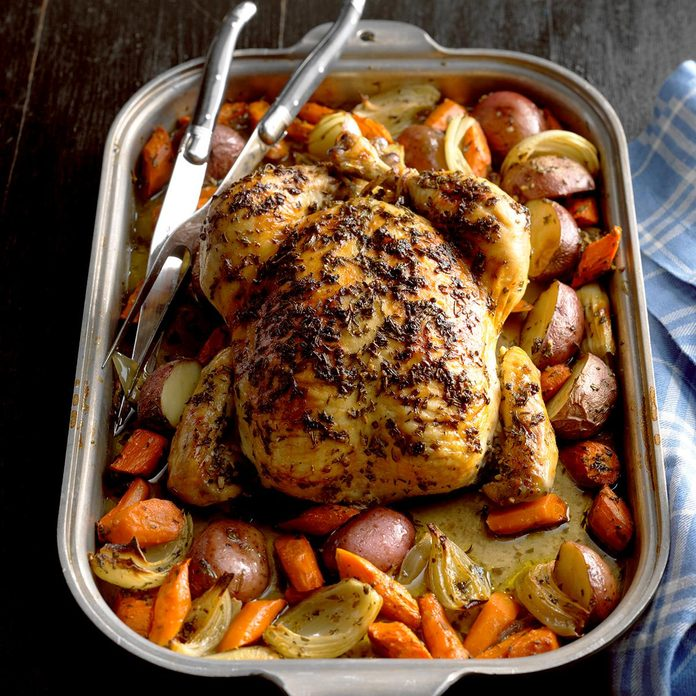 Roasted Chicken With Rosemary Exps Chkbz18 2147 B10 19 3b 3