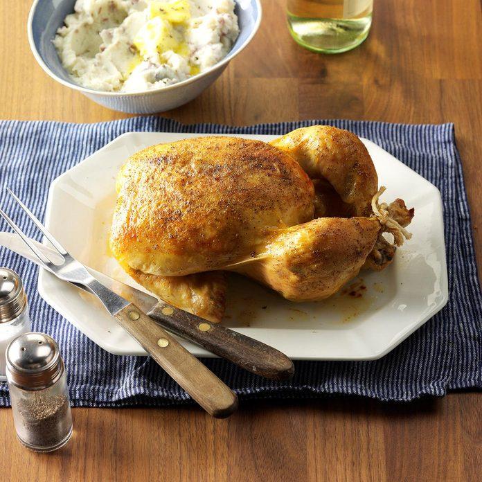 Sunday Dinner: Roasted Chicken