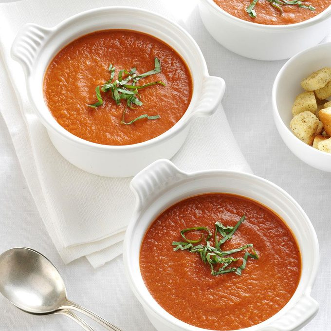 Roasted Tomato Soup With Fresh Basil Exps42059 Th2847295b02 21 7bc Rms 4