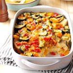 Roasted Vegetable Strata