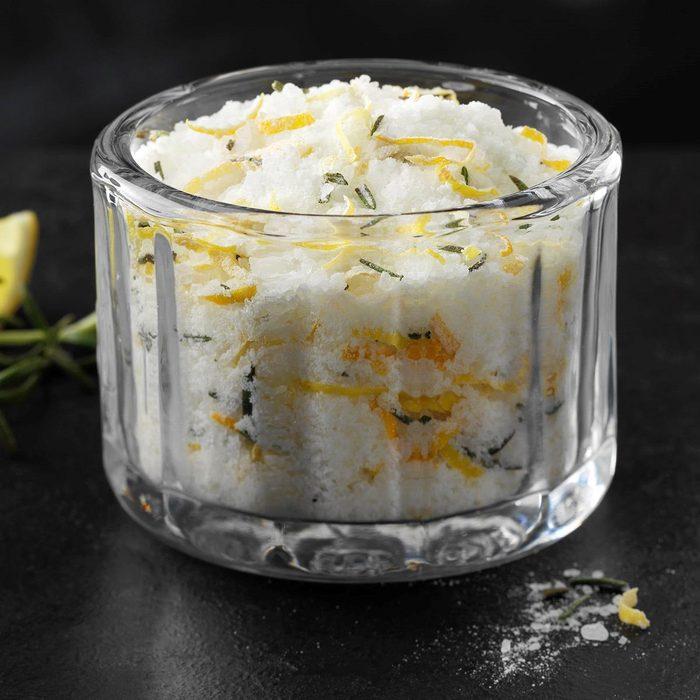 Rosemary-Lemon Sea Salt