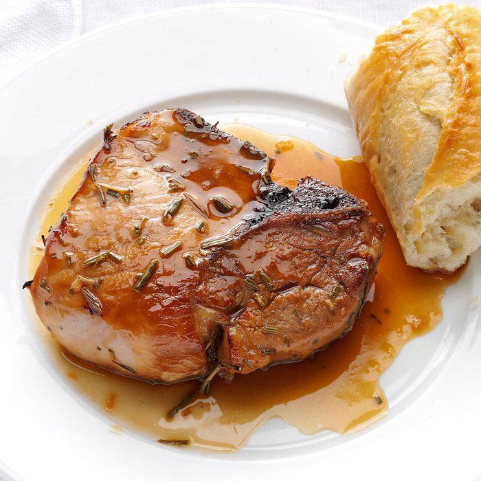Rosemary Marinated Pork Chops