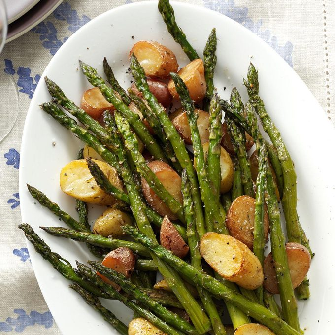 Rosemary Roasted Potatoes And Asparagus Exps144686 Th2379797c11 15 5bc Rms