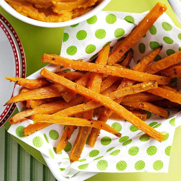 Rosemary Sweet Potato Fries