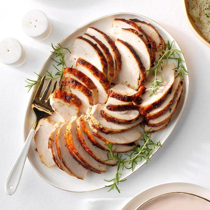 Rosemary Turkey Breast