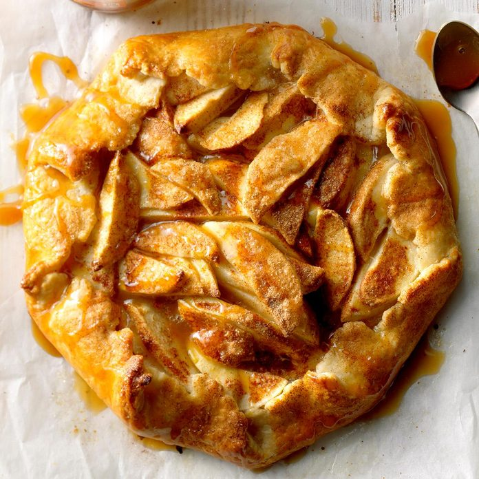 Inspired by Nancy's Apple Galette