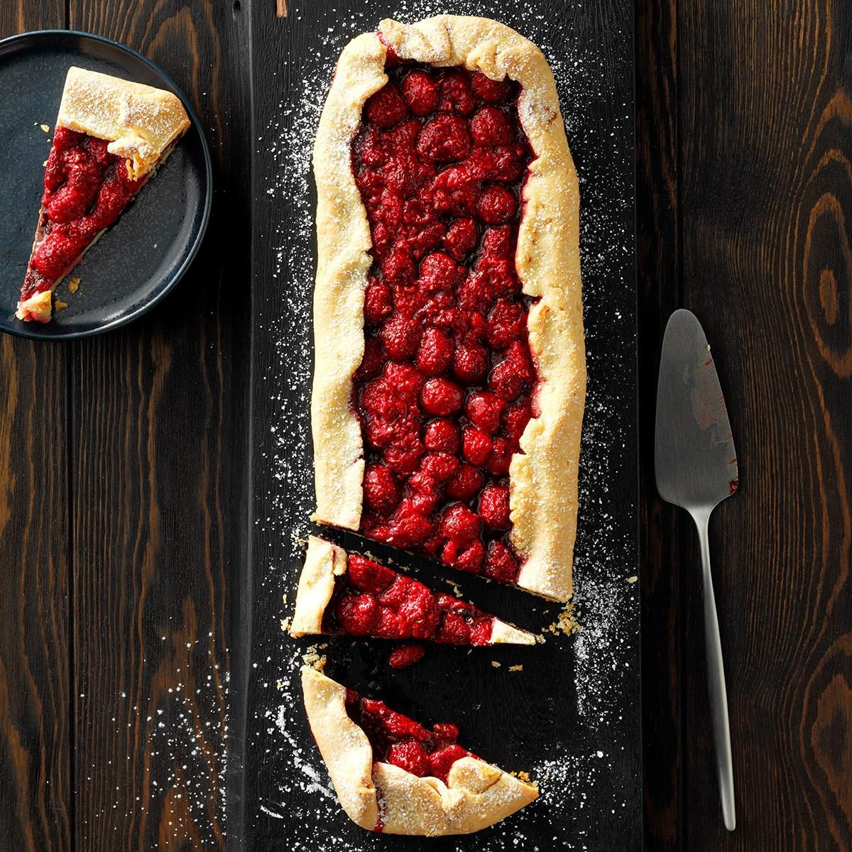 August 11: National Raspberry Tart Day