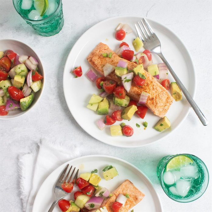 Salmon With Vegetable Salsa Exps Ft20 43383 F 0520 1 Home 6