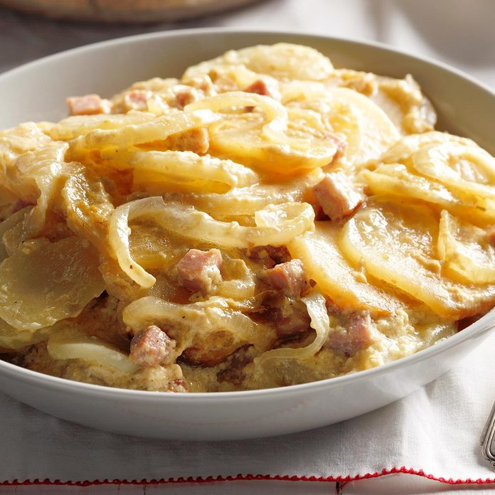 Saucy Scalloped Potatoes
