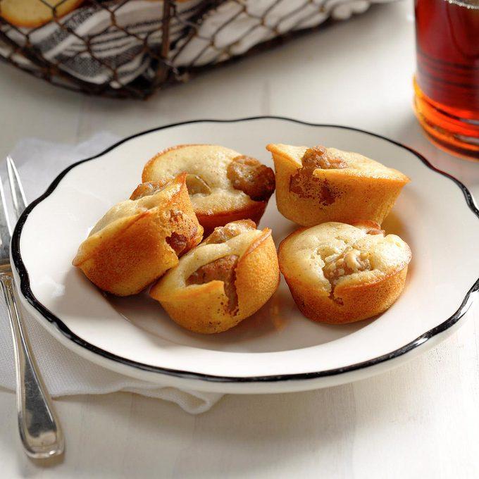 Sausage Pancake Muffins
