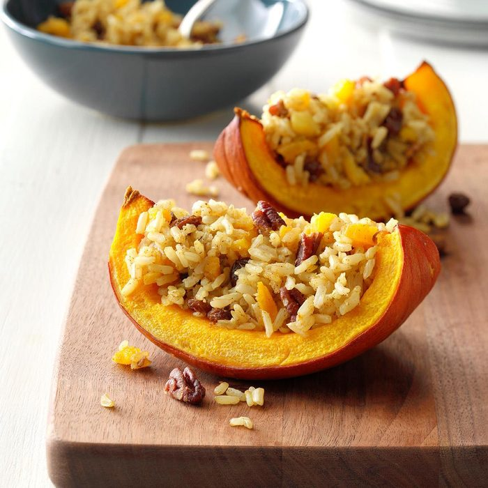 Scented Rice In Baked Pumpkin Exps Pcbbz19 40481 E09 19 1b 14