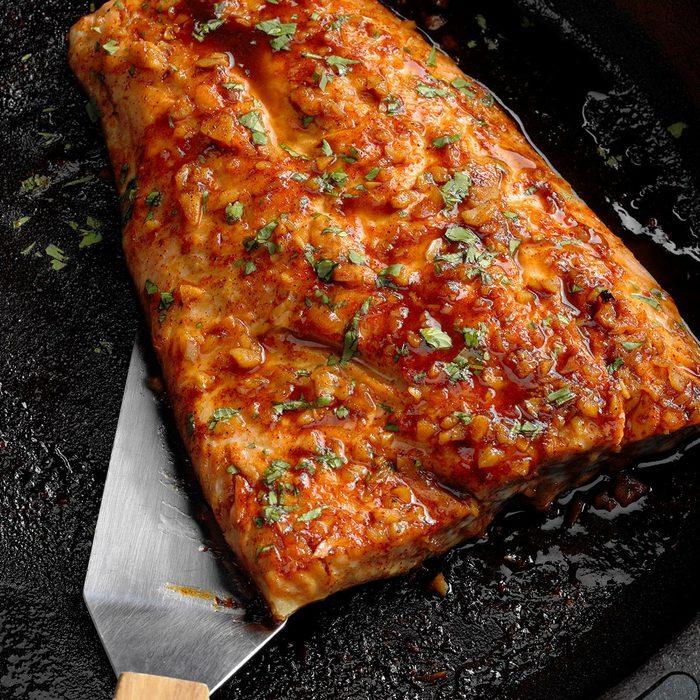 Scrumptious California Salmon