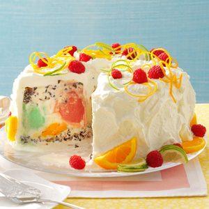 Sherbet Cream Cake