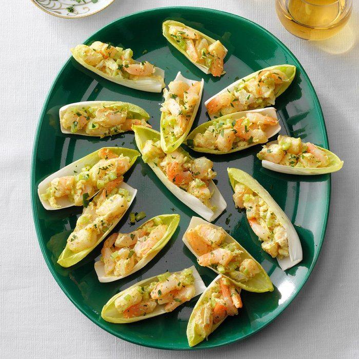 Shrimp Salad Appetizers