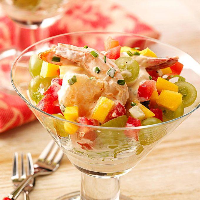 Shrimp Salad Cocktails