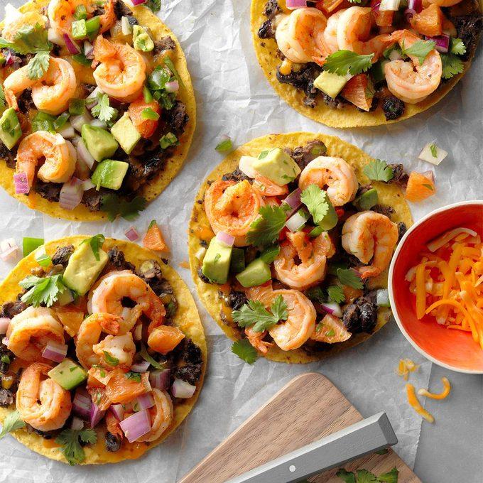 Shrimp Tostadas With Avocado Salsa Exps Qebz20 35502 B01 28 7b 8