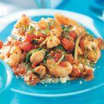 Shrimp and Scallop Couscous