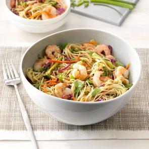 Shrimp and Noodle Bowls