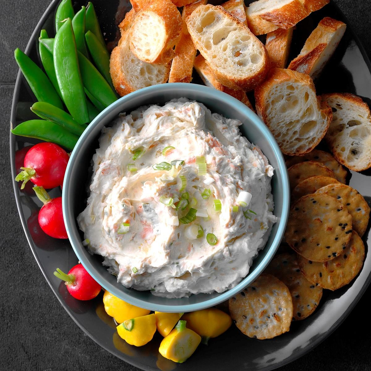 Simple Salmon Dip
