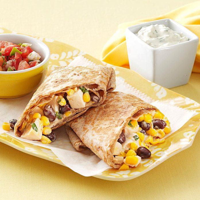 Skillet Chicken Burritos Exps142105 Thhc2377563c05 04 2bc Rms 2