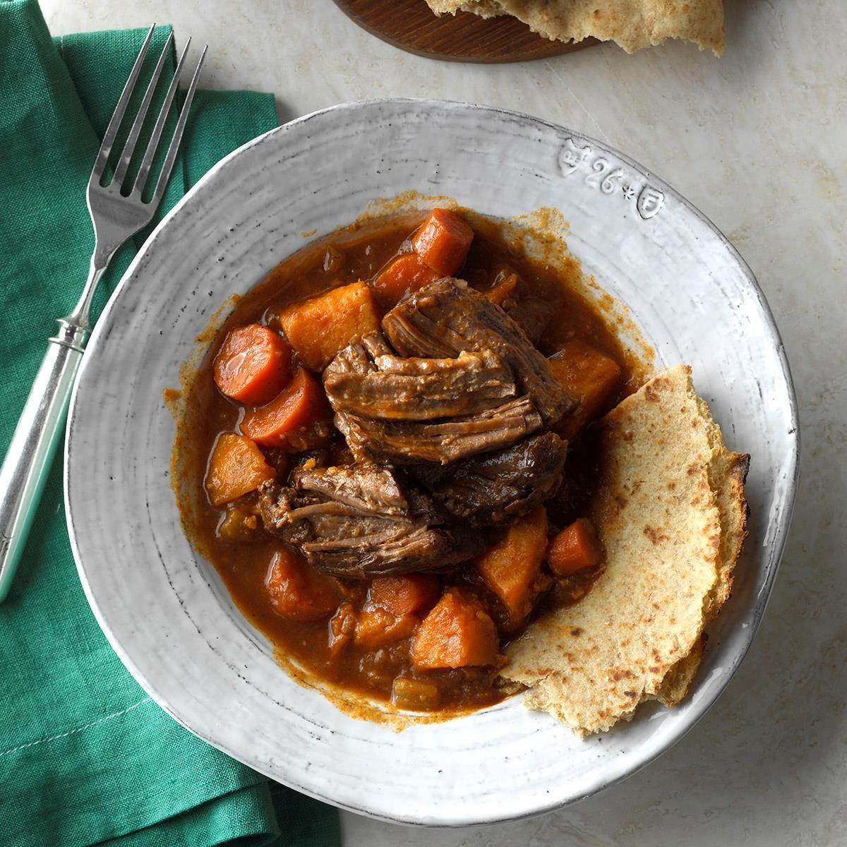 Day 18: Caribbean Pot Roast