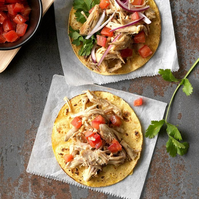 Slow-Cooked Carnitas
