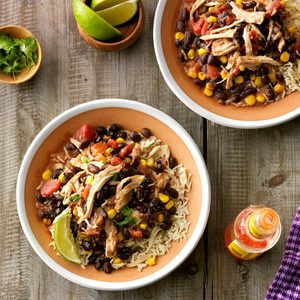 Slow-Cooked Southwest Chicken