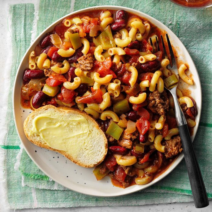Slow-Cooked Spicy Goulash