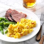 Slow Cooker Corn Pudding
