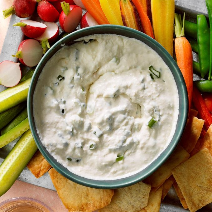 Slow-Cooker Crab & Green Onion Dip