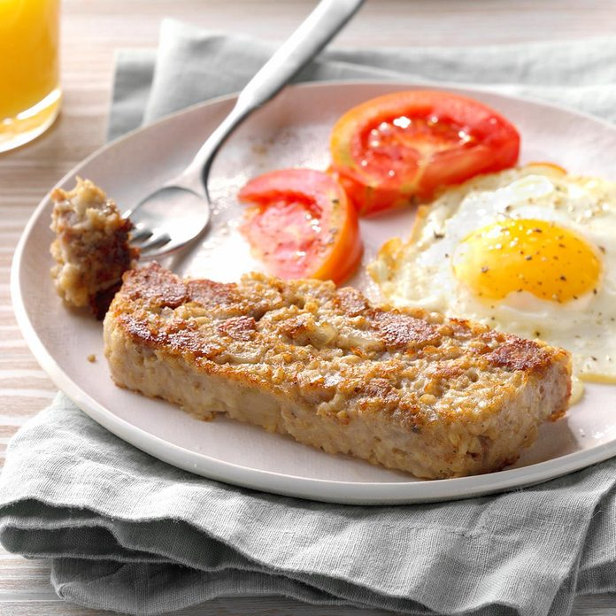 Slow-Cooker Goetta