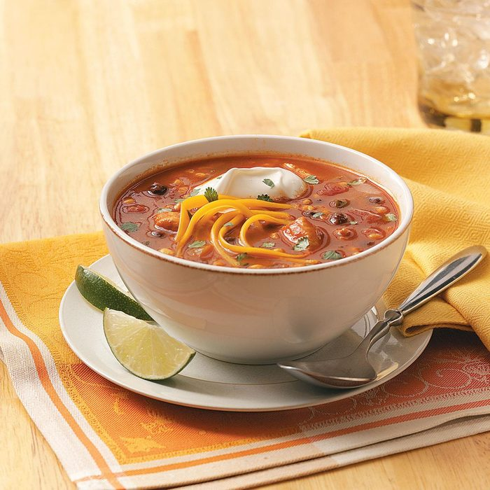 Slow and Easy Chili