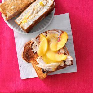Smoky Gouda & Chicken Sandwiches