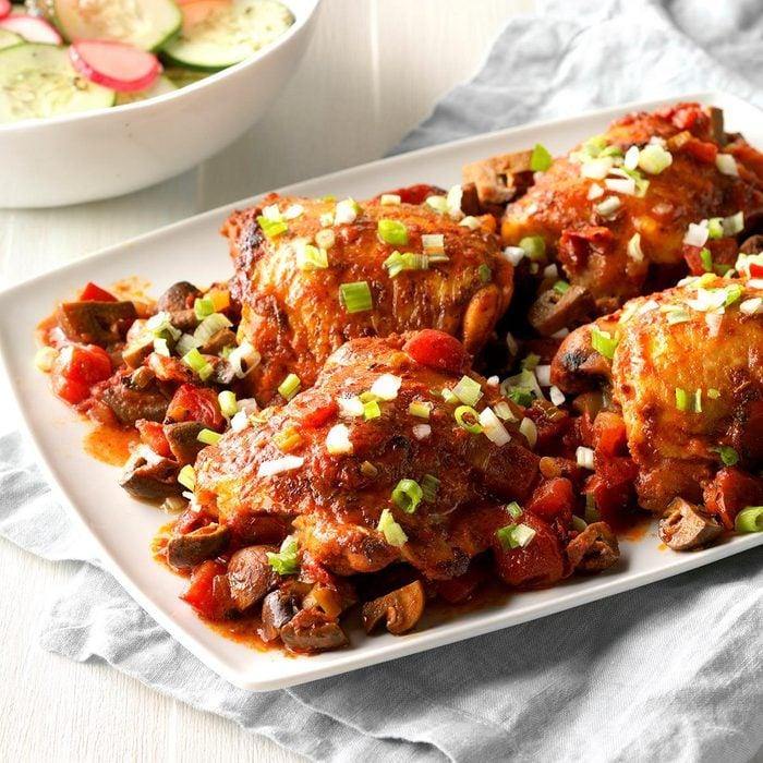 Smoky Spanish Chicken