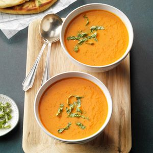 Smoky & Spicy Vegetable Bisque