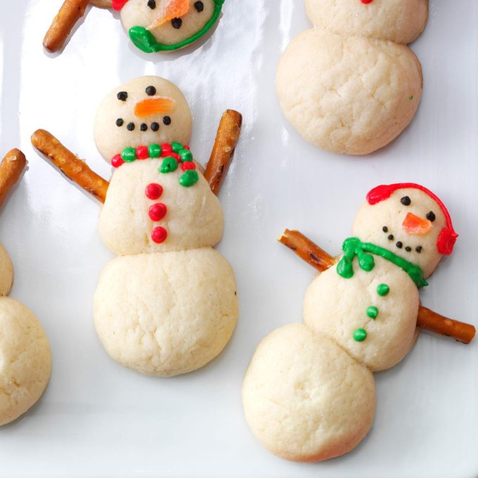 Snowman Christmas Cookies Exps45228 Sd142780c08 08 7bc Rms 7