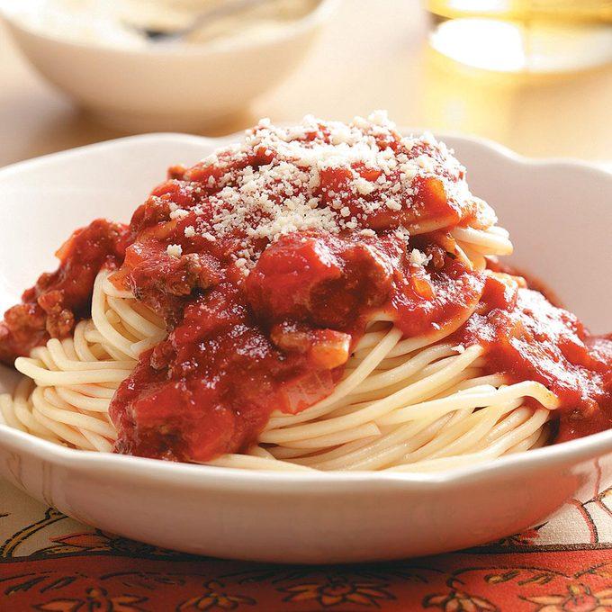 So Easy Spaghetti Sauce Exps45347 Esc1801517d27 Rms