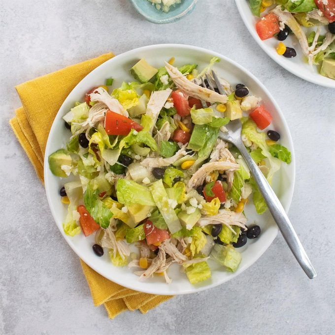 South Of The Border Chicken Salad With Tequila Lime Dressing Exps Ft20 55215 F 0528 1 Home 3