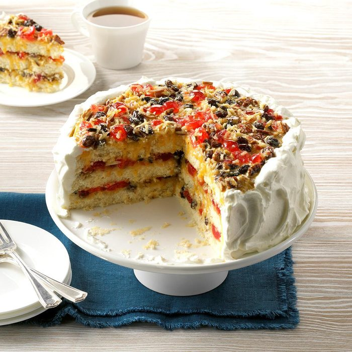 Southern Lane Cake