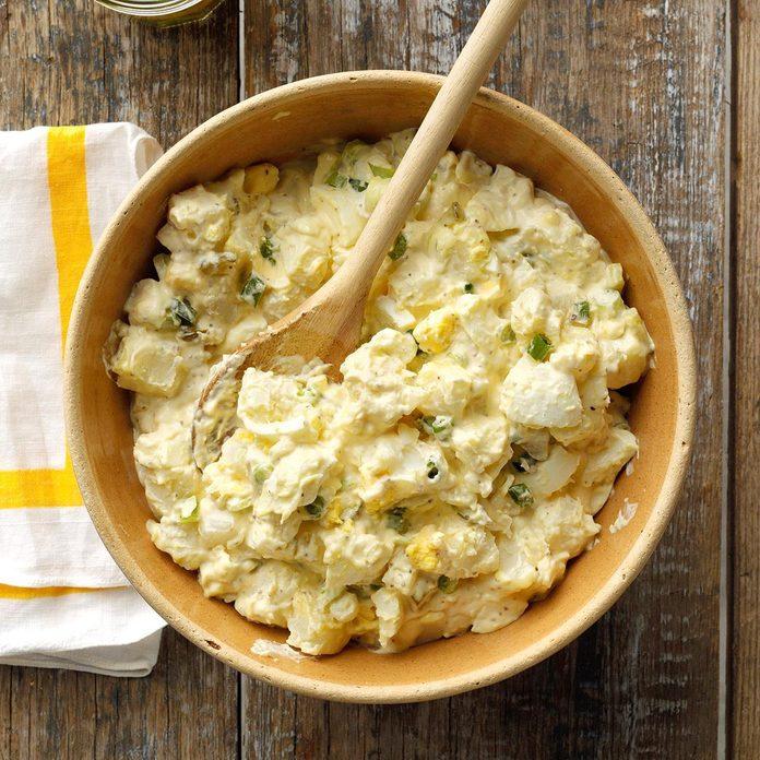 Southern Potato Salad Exps Thjj19 4324 B02 19 4b 3
