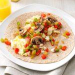 Southwest Breakfast Wraps