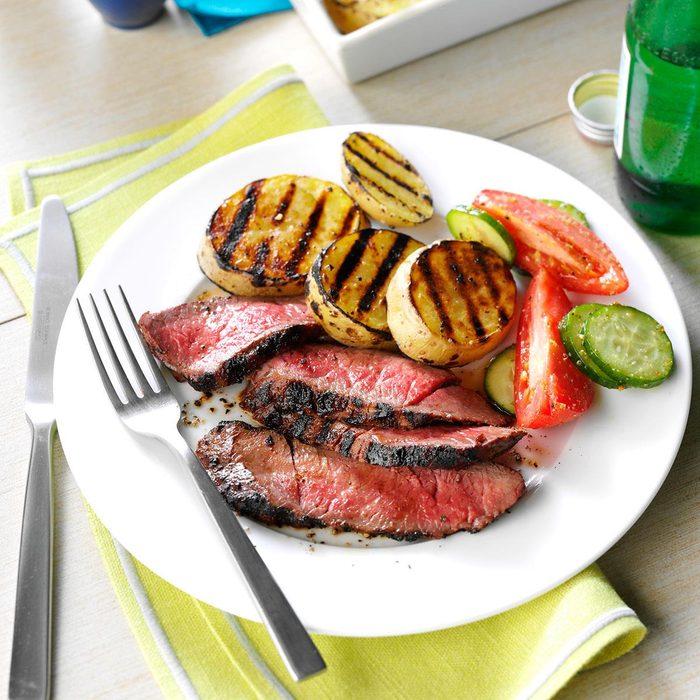 Southwest Steak & Potatoes
